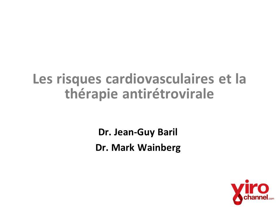 Les risques cardiovasculaires et la thérapie antirétrovirale .PDF