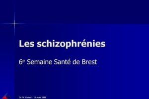 Les schizophrénies .PDF