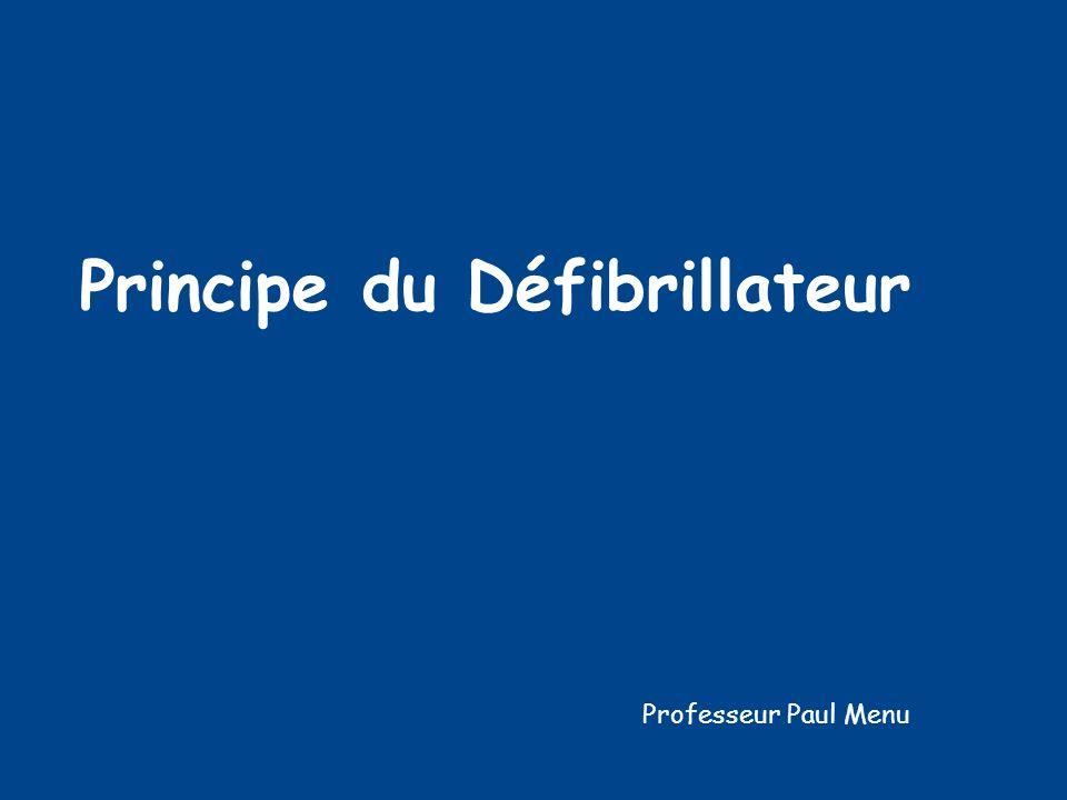 Principe du Défibrillateur .PDF