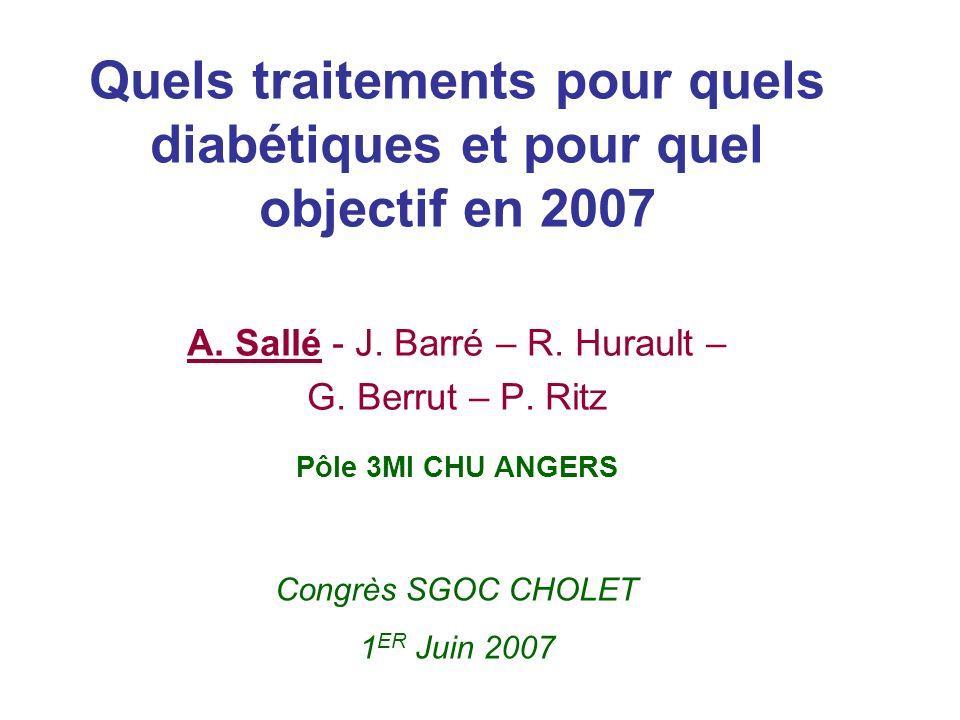 Quels traitements pour quels diabétiques .PDF