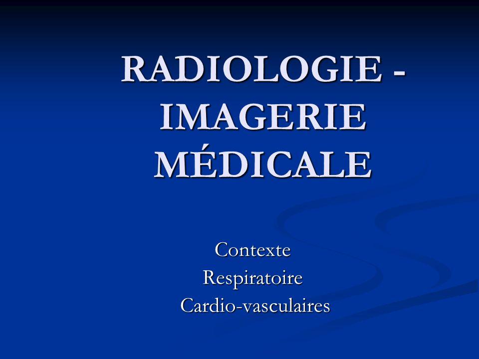 RADIOLOGIE - IMAGERIE MÉDICALE .PDF