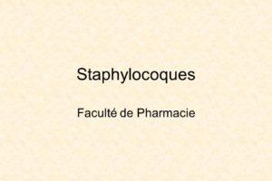 Staphylocoques .PDF