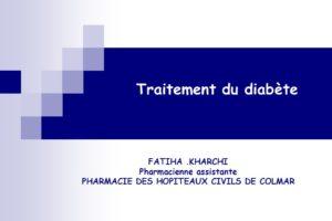 Traitement du diabète .PDF