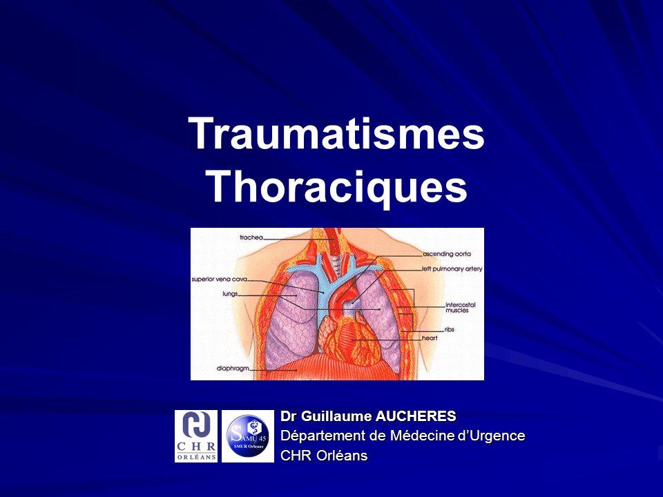 Traumatismes Thoraciques .PDF