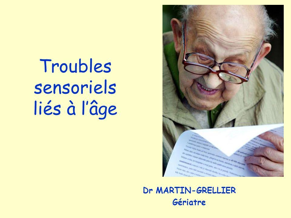 Troubles sensoriels liés à l'âge .PDF