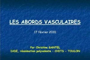 LES ABORDS VASCULAIRES .PDF