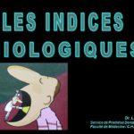 LES INDICES BIOLOGIQUES .PDF