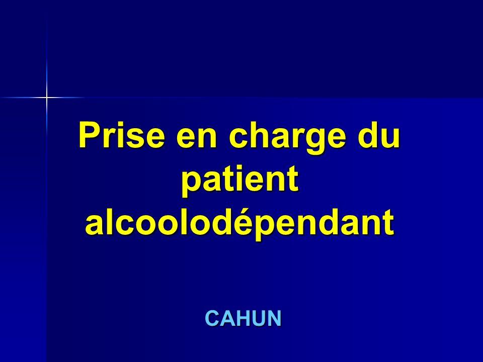 Prise en charge du patient alcoolodépendant .PDF