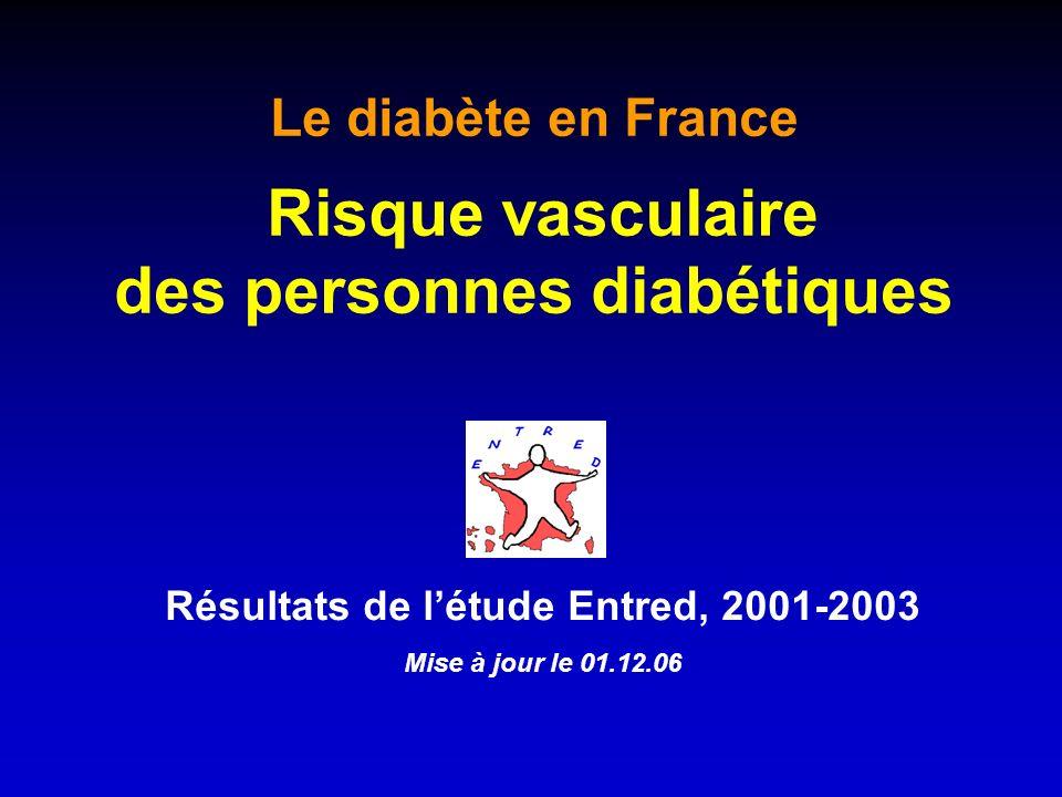 Risque vasculaire des personnes diabétiques .PDF