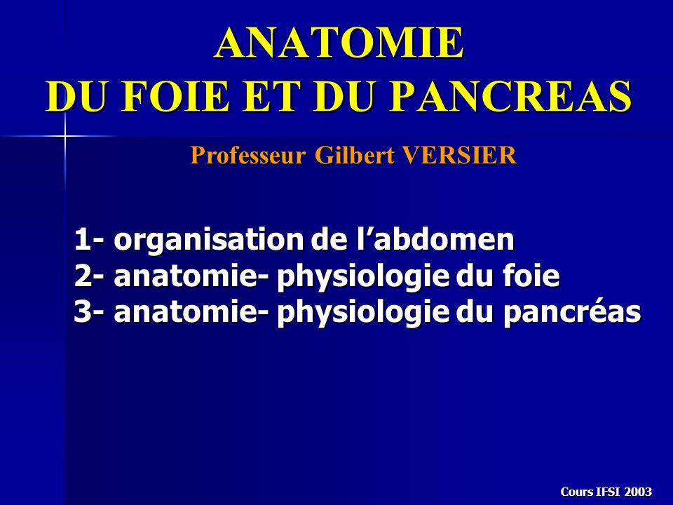 ANATOMIE DU FOIE ET DU PANCRÉAS .PDF