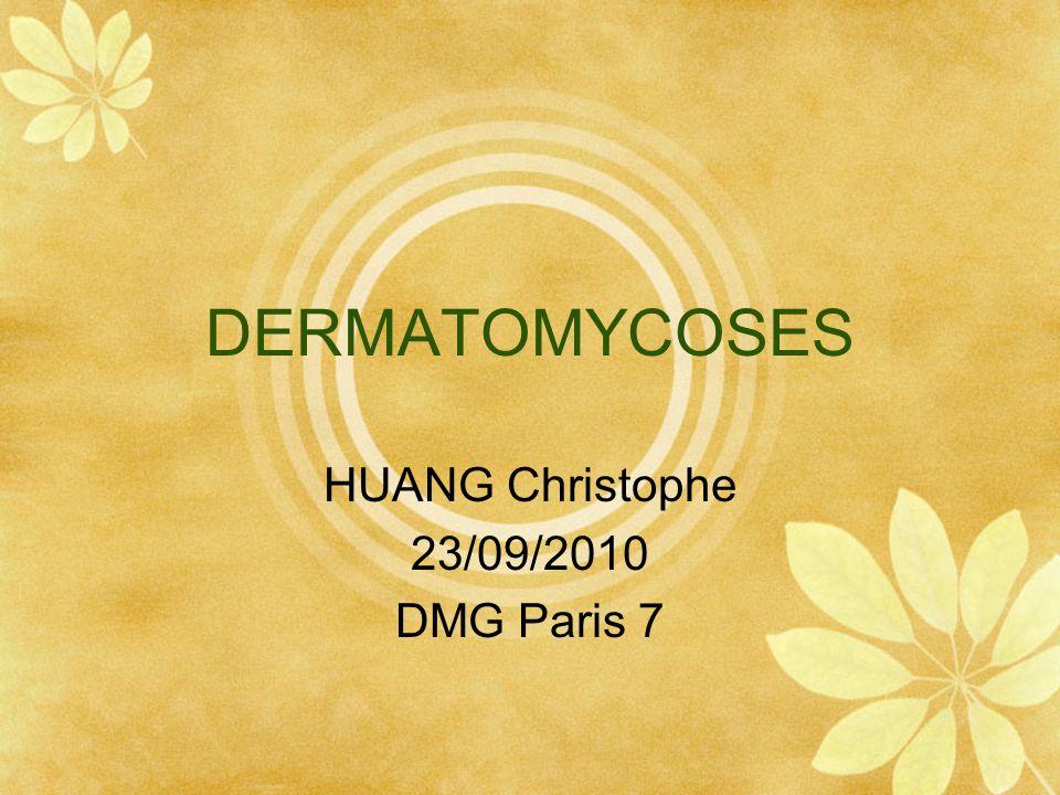 DERMATOMYCOSES .PDF