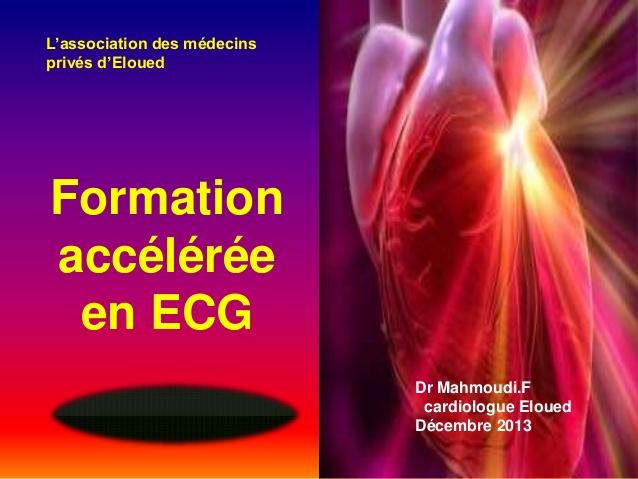 ECG formation accélérée .PDF