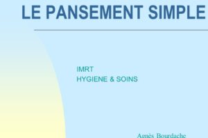 LE PANSEMENT SIMPLE .PDF