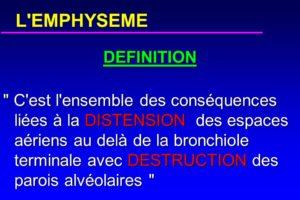 L'EMPHYSEME .PDF