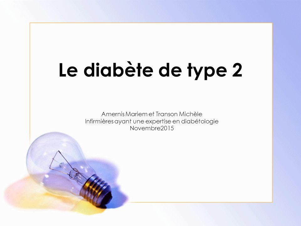 Le diabète de type 2 .PDF