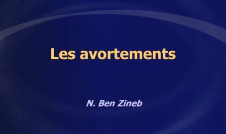 Les avortements .PDF