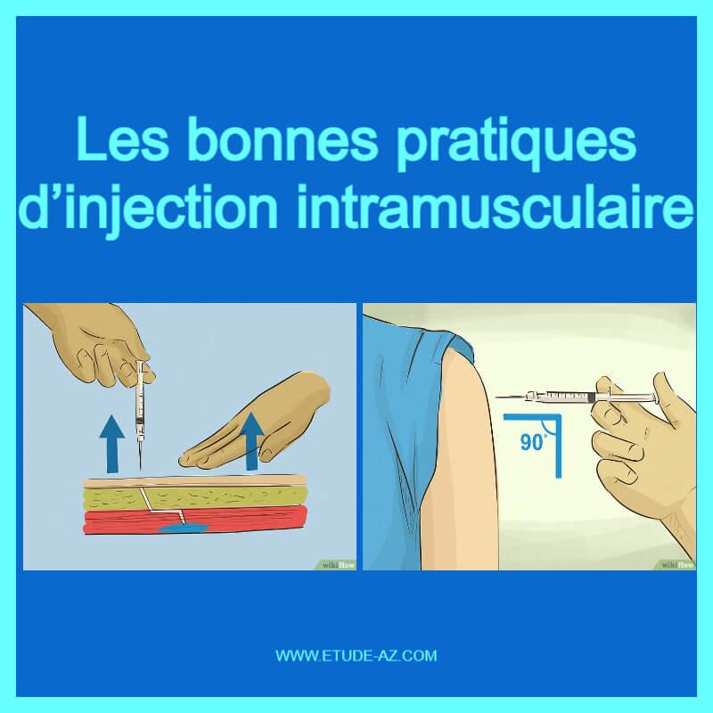 Les bonnes pratiques d'injection intramusculaire .PDF
