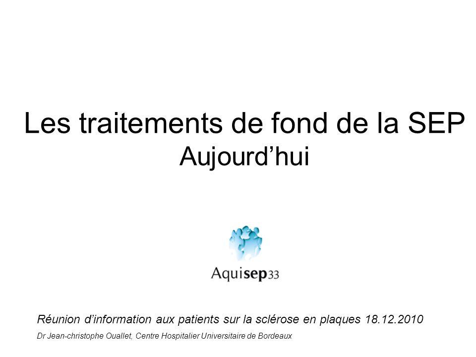 Les traitements de fond de la SEP .PDF