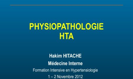 PHYSIOPATHOLOGIE HTA .PDF
