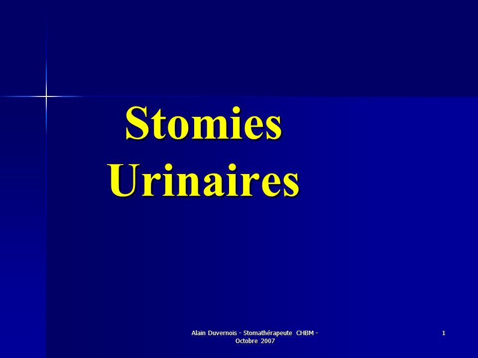 Stomies Urinaires .PDF