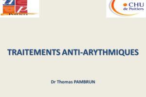 TRAITEMENTS ANTI-ARYTHMIQUES .PDF