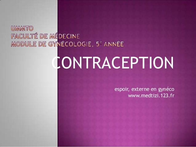 Contraception .PDF