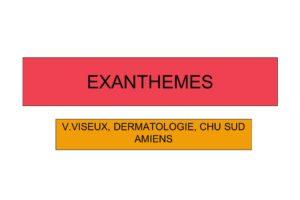 Exanthème .PDF