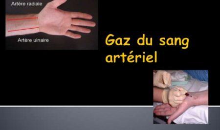 Gaz du sang artériel .PDF