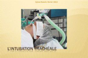 L'intubation trachéale .PDF