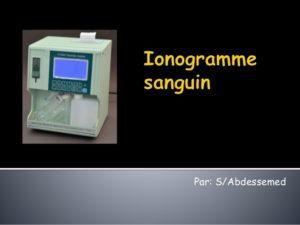 Lonogramme sanguin .PDF