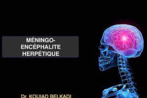 Méningo encéphalite herpétique .PDF