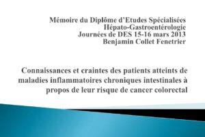 Maladies inflammatoires chroniques intestinales .PDF