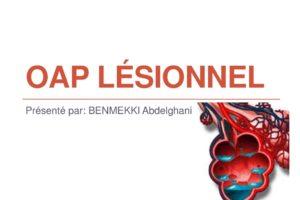 OAP lésionnel .PDF
