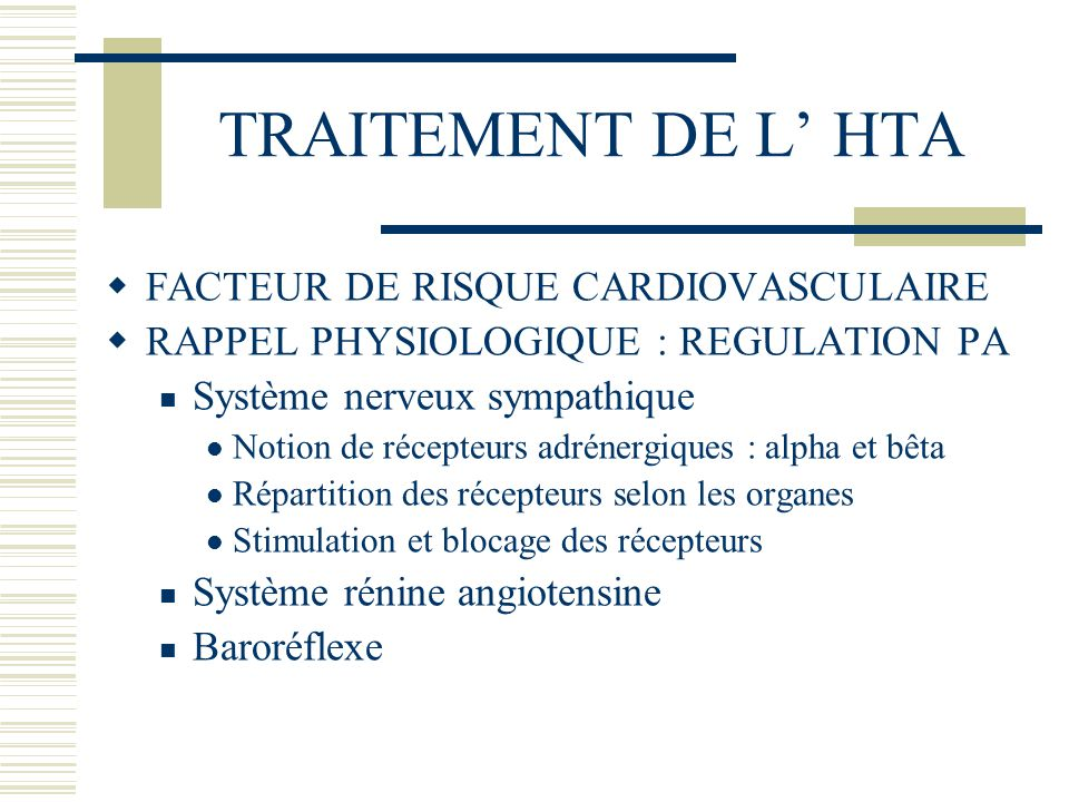 TRAITEMENT DE L' HTA .PDF