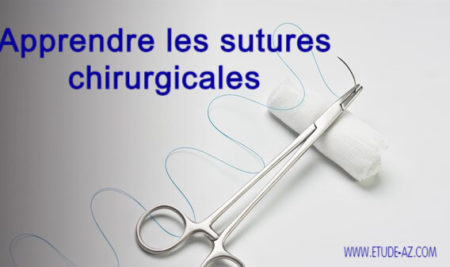 Apprendre les sutures chirurgicales .PDF