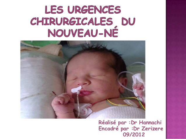 Cours les urgences chirurgicales .PDF