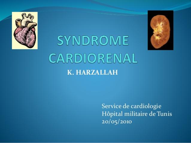 SYNDROME CARDIORENAL