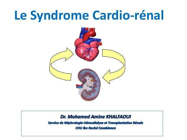 le syndrome cardio - rénal .PDF