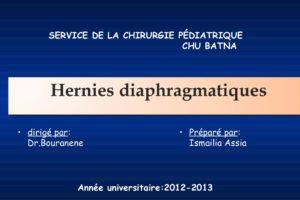 Hernies diaphragmatiques .PDF