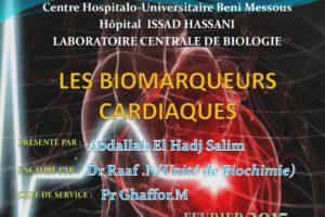Les biomarqueurs cardiaques .PDF