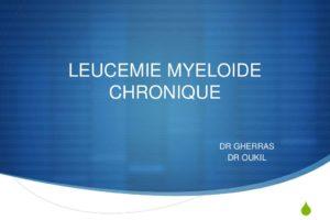 Leucemie myeloide chronique
