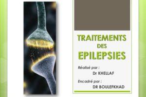 Maîtrisez le traitement de Epilepsie .PDF