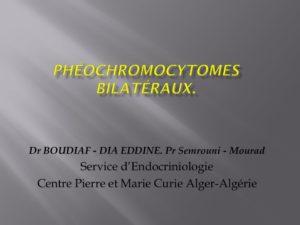 Phéochromocytomes bilatéraux .PDF