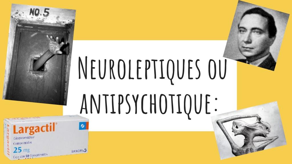 Neuroleptiques ou Antipsychotiques .PDF
