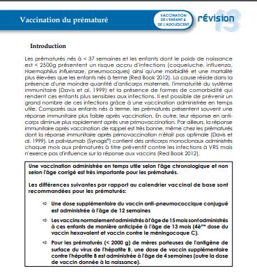 Vaccination du prématuré .PDF