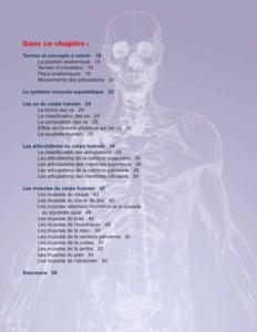 L`anatomie humaine ou le mystère du corps humain