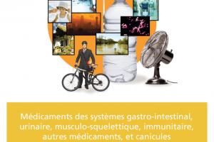 Médicaments des systèmes gastro-intestinal, urinaire .PDF