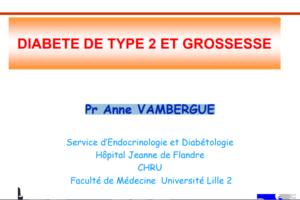 DIABÈTE DE TYPE 2 ET GROSSESSE .PDF