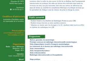 Radiologie interventionnelle cancérologique