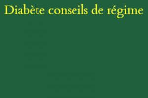 Diabète conseils de régime .PDF